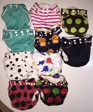 Cushie Tushie modern cloth nappies bulk pack Greenslopes Brisbane South West Preview