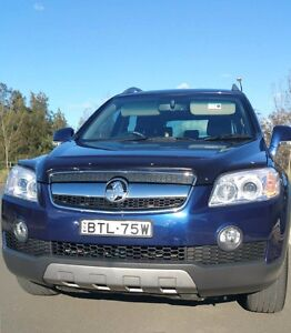 Holden Captiva 2010 Diesel Liverpool Liverpool Area Preview