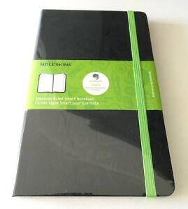 Moleskin Evernote Pro Full Size Notebook Forest Lodge Inner Sydney Preview