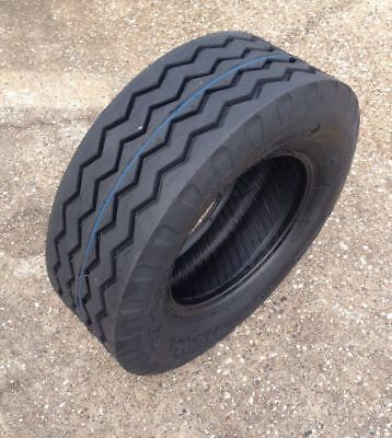 11l-16 14 Ply Rated F3 Backhoe Front Tire 11lx16 Backhoe Heavy Duty Tubeless