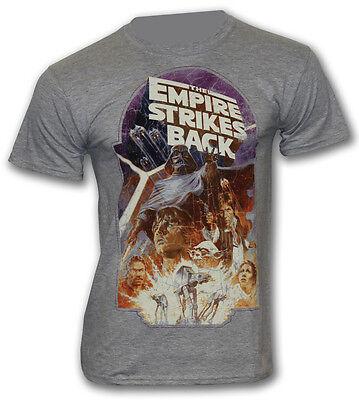 STAR WARS - T-Shirt *THE EMPIRE STRIKES BACK* - Gr. XL Krieg der Sterne