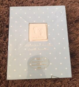 NEW Baby boy Keepsake include Photo Frame & Album Edgewater Joondalup Area Preview
