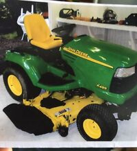 Ride on Lawn Tractor. Mower. John Deere. Ocean Shores Byron Area Preview
