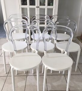 Dining  Chairs x 8 Stockton Newcastle Area Preview