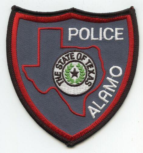 ALAMO TEXAS TX POLICE PATCH