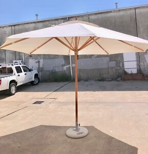 Large Outdoor Umbrellas 4m Morley Bayswater Area Preview