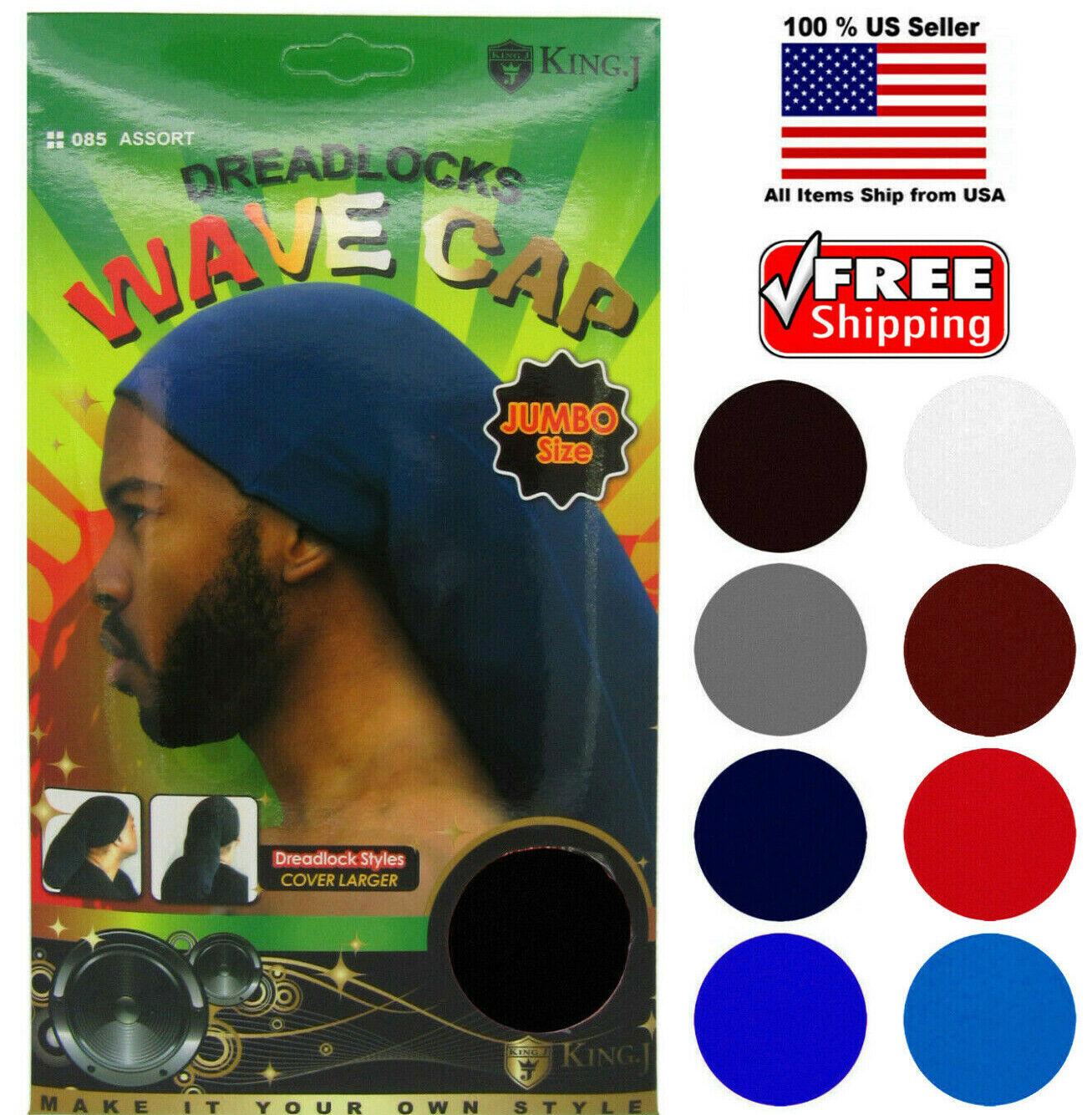 Dreadlocks Jumbo Rasta Stocking Wave Hat Cap Reggae Marley F
