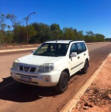2005 Nissan X-trail Wagon Bilingurr Broome City Preview