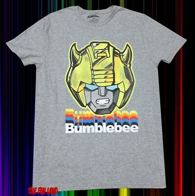 New Transformers Bumblebee Vintage Classic Mens T-Shirt