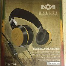 Marley stir it up headphones. Brand new in box! RRP $179 Heathwood Brisbane South West Preview