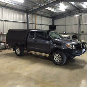 Toyota Hilux 4x4 turbo deisel Toolamba Shepparton City Preview