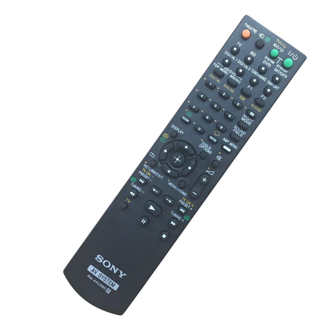 New Remote Control Replace For Sony RM-AAU029 ,HT-CT100, SS-