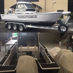 BOAT REPAIRS / MODIFICATIONS / DETAILING Perth Perth City Area Preview