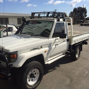 Toyota Landcruiser HZJ79 Kewdale Belmont Area Preview