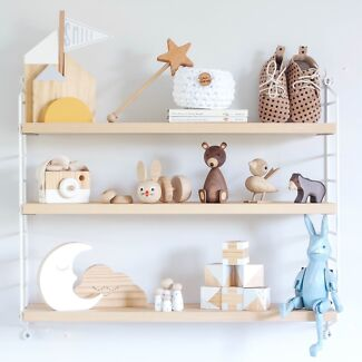 String Furniture Shelf
