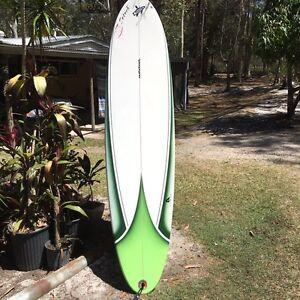 Mini mal surfboard Peregian Beach Noosa Area Preview