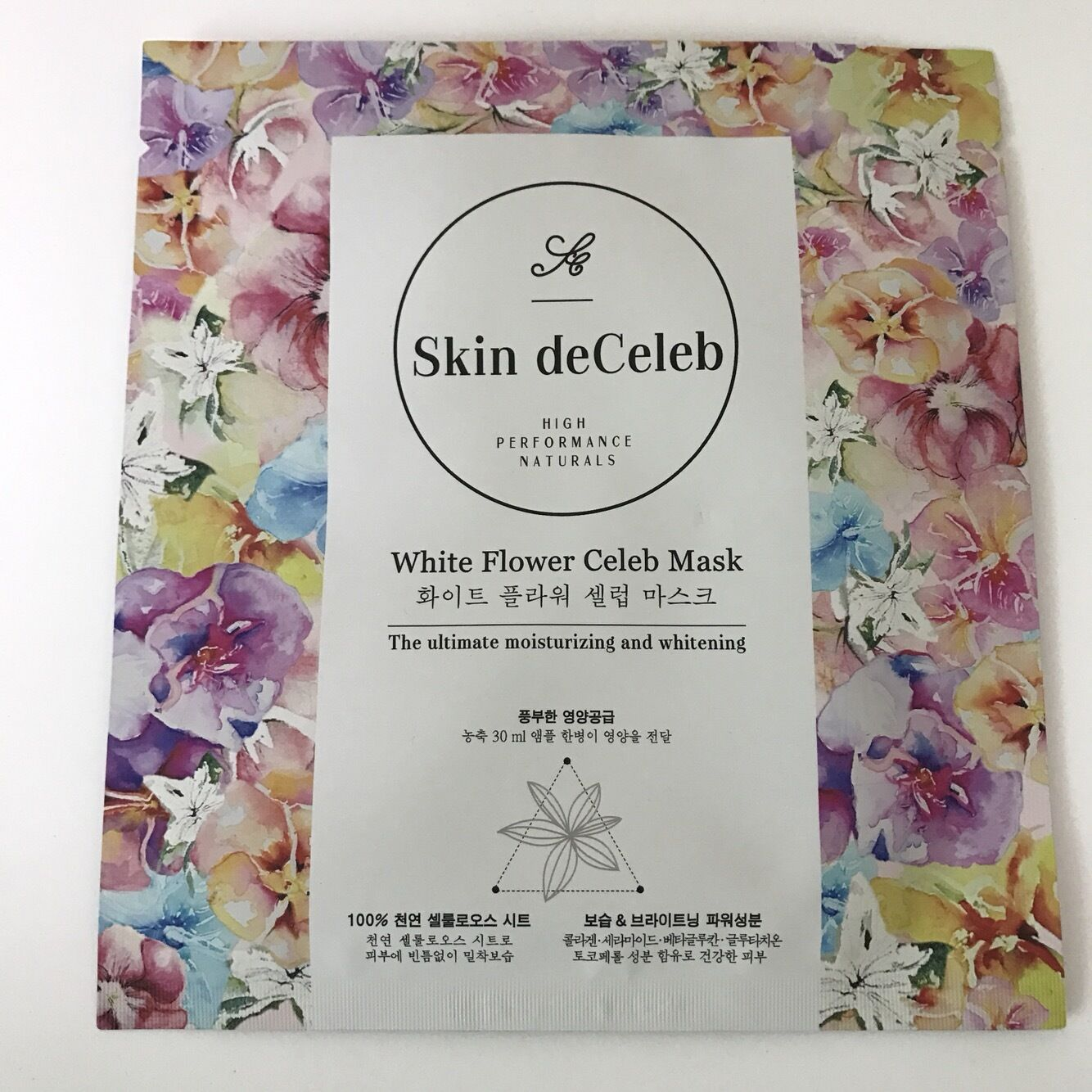 Skin deCeleb High Performance Naturals Mask 30ml/1.01fl.oz.