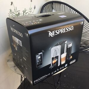 BRAND NEW IN BOX NESPRESSO PRODIGIO MACHINE (receipt included) Woollahra Eastern Suburbs Preview