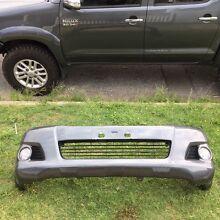 Hilux sr5 front bumper Islington Newcastle Area Preview