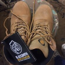 Blacksmith steel capped safety boots Petersham Marrickville Area Preview