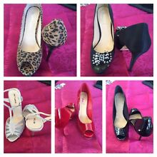 Brand new shoes size 10 never worn Meadowbank Ryde Area Preview