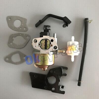 Carburetor Carb For Powermate Pm0103008 212 Cc 3000 3750 Watt Generator Carb