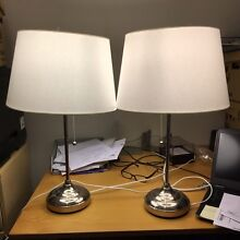 IKEA lamps for sale - $30 each or 2 for $50 Lane Cove North Lane Cove Area Preview