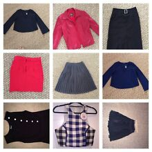 Bundles of ladies size 12 skirts, dresses, tops and handbags Edgecliff Eastern Suburbs Preview