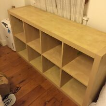 2x cube shelves Woollahra Eastern Suburbs Preview