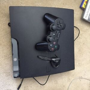 120gb PS3 with games and accessories Canning Vale Canning Area Preview
