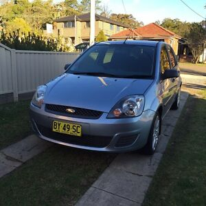 2006 Ford Fiesta LX WQ Auto Westmead Parramatta Area Preview
