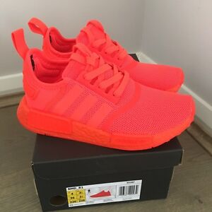 NMD R1 SOLAR RED Men's US4 women's 5-6 Rouse Hill The Hills District Preview