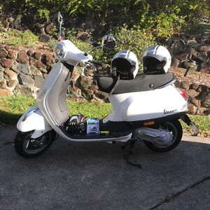 VESPA LX50 2014 only done 29km Bonogin Gold Coast South Preview