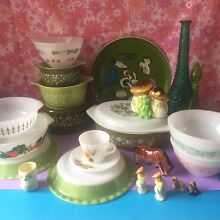 Retro items, kitsch collectables Coomera Pyrex Coomera Gold Coast North Preview