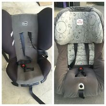 Kids car seats Beresfield Newcastle Area Preview