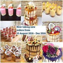 Cakes and dessert cups Bankstown Bankstown Area Preview