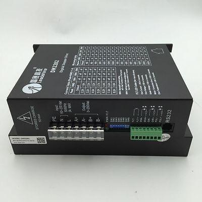 Leadshine 2phase Digital Stepper Dirver 180240vac Dm2282 For Nema34 42 52 Motor