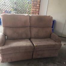 Recliner couch and chairs Highland Park Gold Coast City Preview