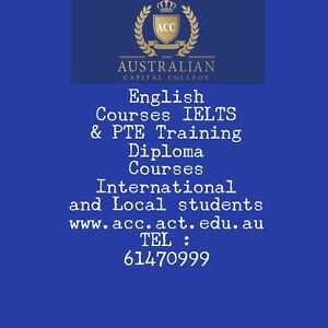 NEW International College in Canberra 2017 NO MINIMUM IELTS NEEDED Canberra City North Canberra Preview