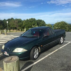 2001 au Falcon ute Grafton Clarence Valley Preview