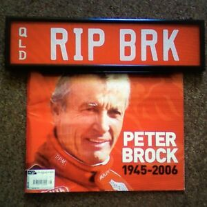 Peter Brock HOLDEN COMMODORE Blackwater Central Highlands Preview