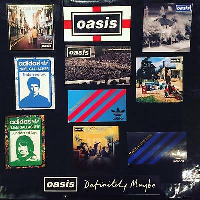 22 x Oasis Stickers - Liam Noel Gallagher Poster Pretty Green Definitely Maybe