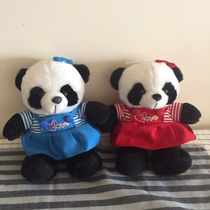 Toy Panda Set Fitzroy Yarra Area Preview
