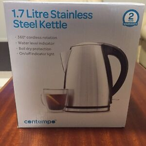 1.7L Stainless steel kettle(Like New) Armidale Armidale City Preview