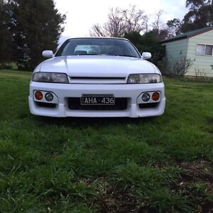 Nissan Skyline r33 Manual n/a with long. Rego Shepparton Shepparton City Preview