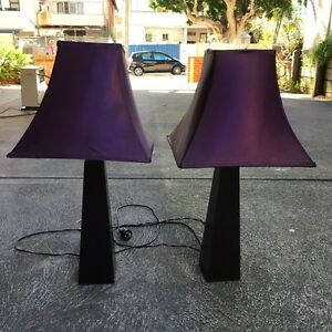 2 X lamps for sale $10 for both call 0 Bondi Junction Eastern Suburbs Preview