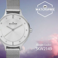 Skagen Anita Steel Mesh Watch SKW2149