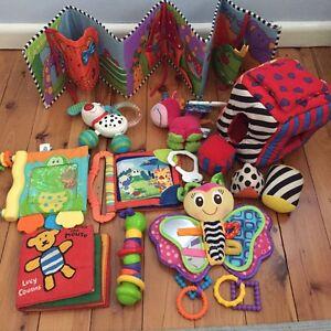 Baby toys - Playgro, Lamaze, Bright Starts, Tiny Love, ELC Pymble Ku-ring-gai Area Preview
