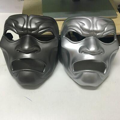 Samurai 300 Movie Spartan Mask Frank Miller halloween Masquerade Costume Props - 300 Movie Halloween Costume