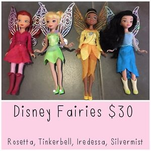 Disney Fairies Kallangur Pine Rivers Area Preview